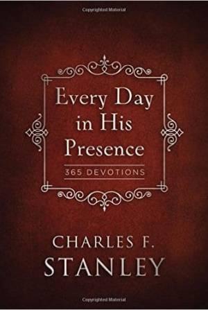 Every Day in His Presence devo