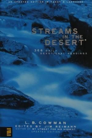 Streams in the Desert Devo